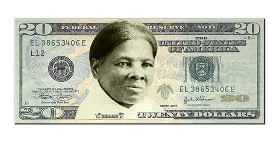Harriet Tubman To Be New Face Of 20 Bill Bankrate