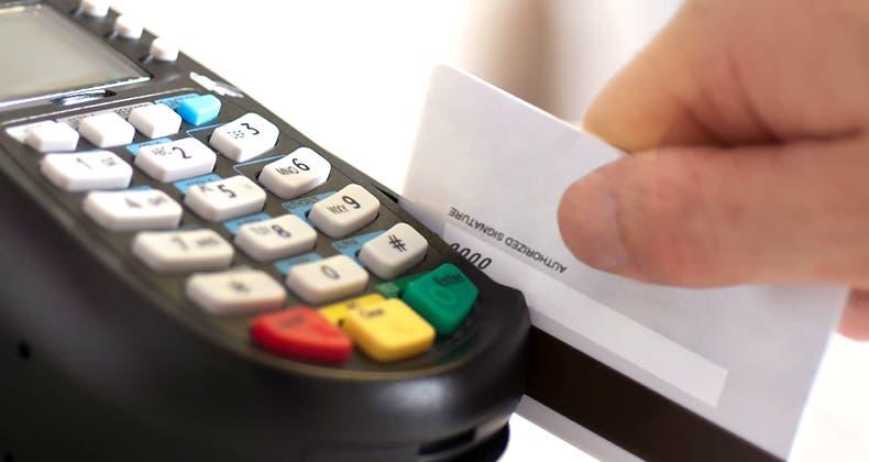 debit card swiping machine cost