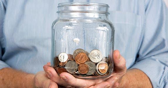 Keep the change © iStock