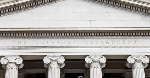 Try Treasury bills © iStock