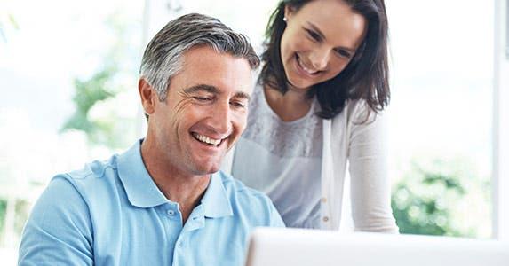 Establish a firm financial plan © iStock