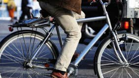Save 7 grand by ditching your car and biking to work?