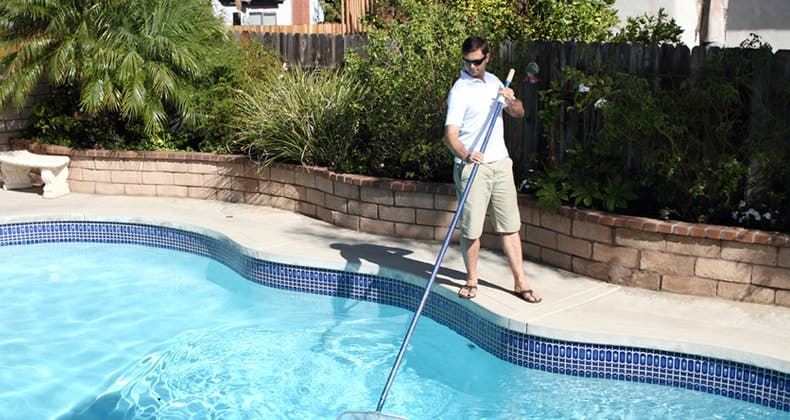 How to save money with diy swimming pool maintenance solutioingenieria Image collections