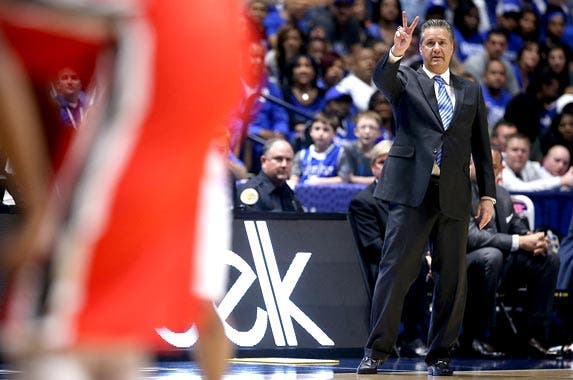 John Calipari | Andy Lyons/Getty Images