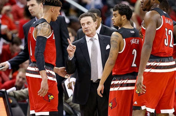 Rick Pitino | Andy Lyons/Getty Images