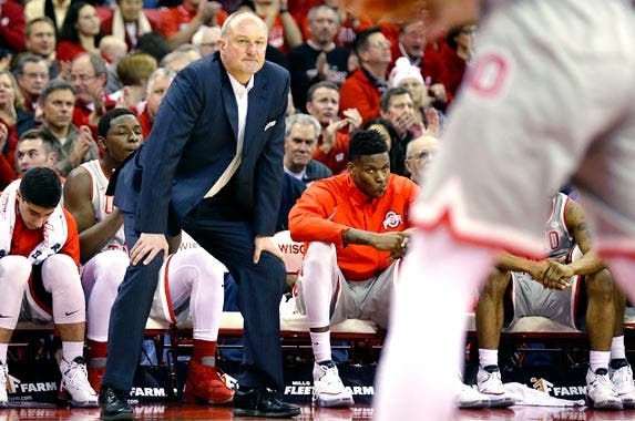 Thad Matta | Mike McGinnis/Getty Images