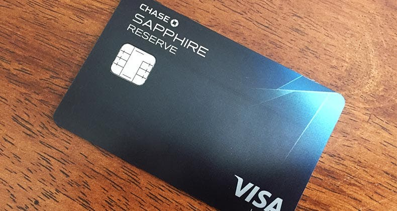 Chase Sapphire Reserve credit card | Mike Cetera/Bankrate