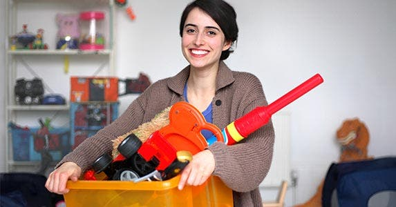 Clear away clutter | Choi Oldfield Productions/Getty Images