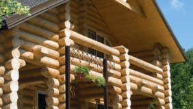 Try to buy that log home before auction