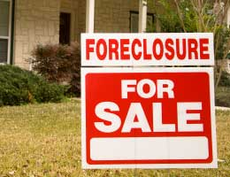 Benefits to buying foreclosed homes