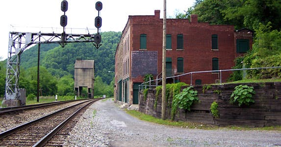 Thurmond, West Virginia, Population 16,832