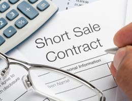 Short sale stall