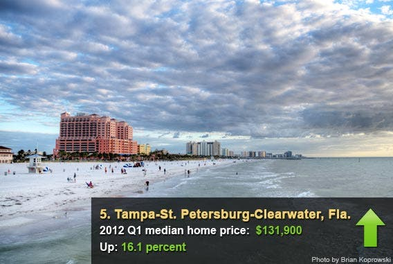 Tampa-St. Petersburg-Clearwater