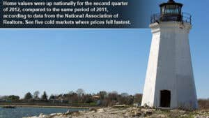 Home values: 5 worst markets for Q2 2012