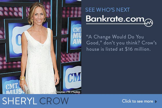 See who's next: Sheryl Crow
