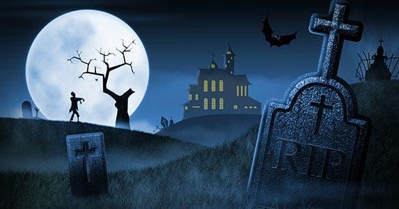 9 zombie-proof houses © iStock