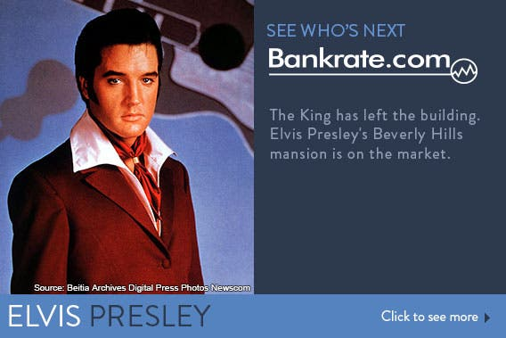 See who's next: Elvis