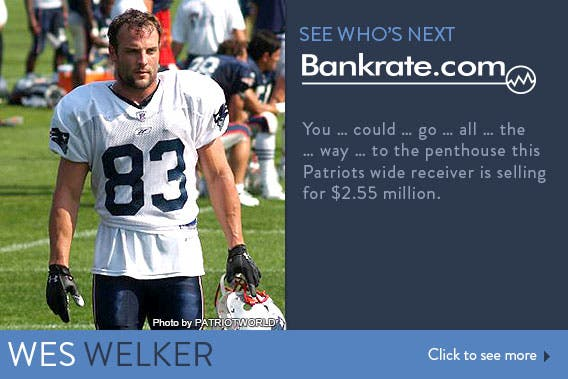 See who's next: Wes Welker