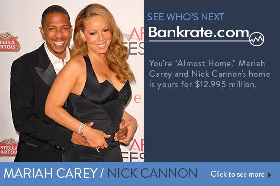 See who's next: Mariah Carey & Nick Cannon © s_buckley/Shutterstock.com