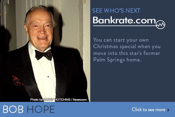 See who's next: Bob Hope
