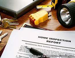 Keep your home inspector on alert