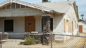 Living near a vacant foreclosure