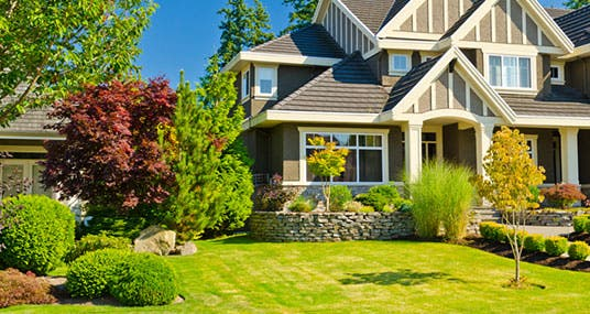 Buy Home With Yard Made Soggy By Neighbor? | Bankrate com