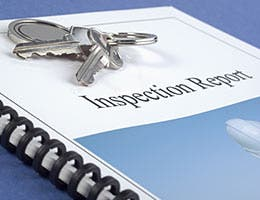 Quick inspections and no repairs needed © travellight/Shutterstock.com