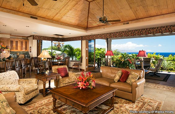 Photo courtesy of Wailea Realty