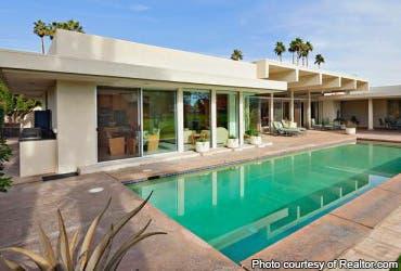 Frank Capra house