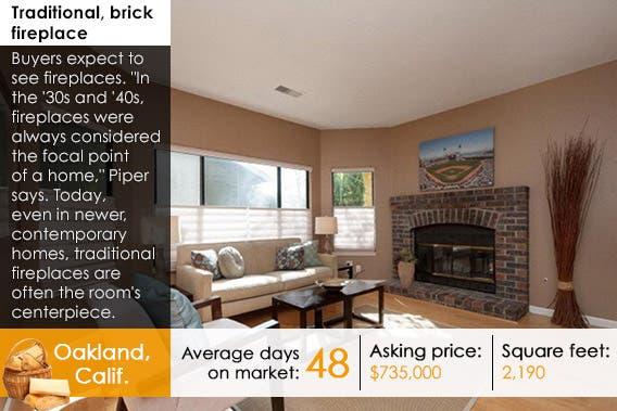 Traditional Fireplaces | Realtor.com