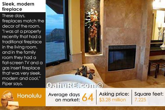 Sleek Modern Fireplaces | Realtor.com