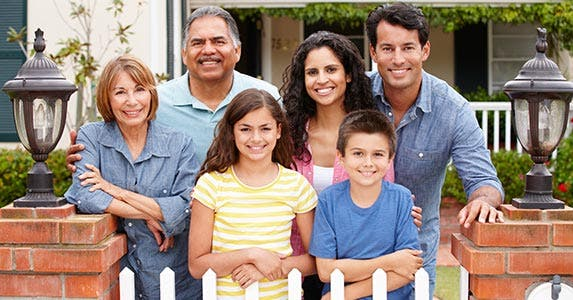 Who's buying multigenerational homes? © Monkey Business Images/Shutterstock.com
