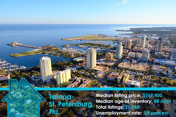 Tampa-St. Petersburg, Fla. | © Sean Pavone/Shutterstock.com