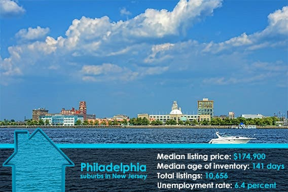 Philadelphia suburbs in New Jersey | © Olivier Le Queinec/Shutterstock.com
