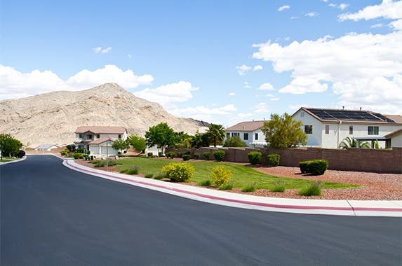 Nevada: © MaxFX/Shutterstock.com