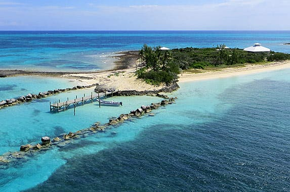 Johnny's Cay, Bahamas | Photo courtesy of John Christie, HG Christie