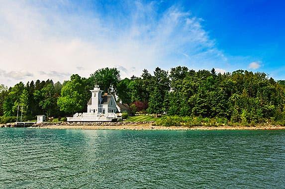 Round Island, Michigan   Photo courtesy of Mark Snyder, Pat O'Brien & Associates Real Estate