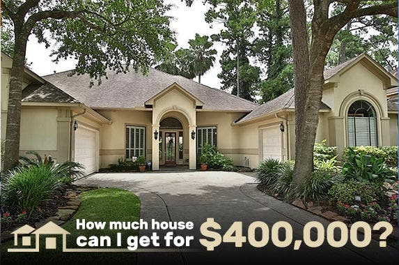 How much house for $400,000? | Realtor.com
