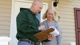 Home seller wants homebuyer to pay for repairs