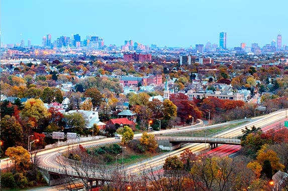 No. 6: Middlesex County, Massachusetts © iStock