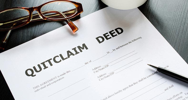 Warranty And Quit Claim Deed - Know What The Difference Is? - Bankrate