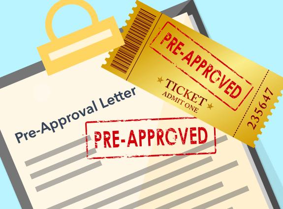 Pre-approval letter © Bigstock.com