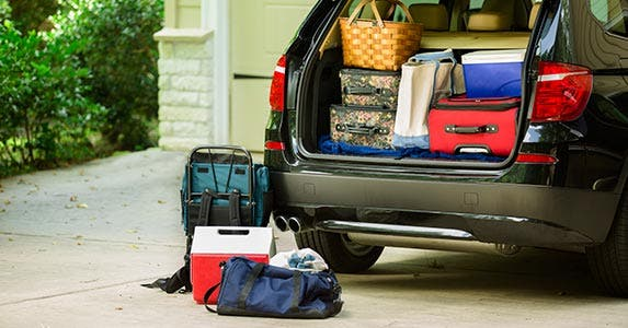 Carry it with you or furnish a second home? | PamelaMoore/E+/Getty Images