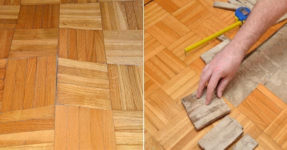 Flooring may mask bigger flaws | Bane.M/Shutterstock