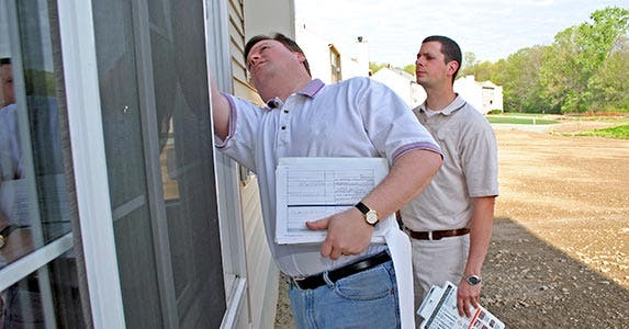 Get inspections | ftwitty/E+/Getty Images