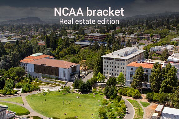 NCAA bracket: Real estate edition © Ken Wolter/Shutterstock.com