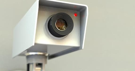 Surveillance camera | mevans/Vetta/Getty Images