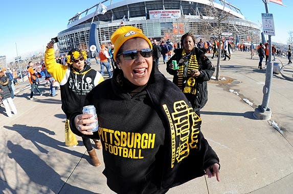 Pittsburgh | Dustin Bradford/Getty Images