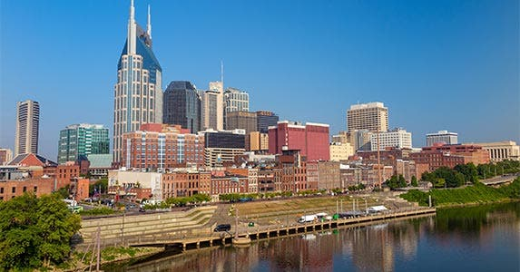 No. 10: Nashville © f11photo /Shutterstock.com